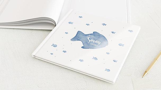Gästebuch Taufe - Symbolhaft