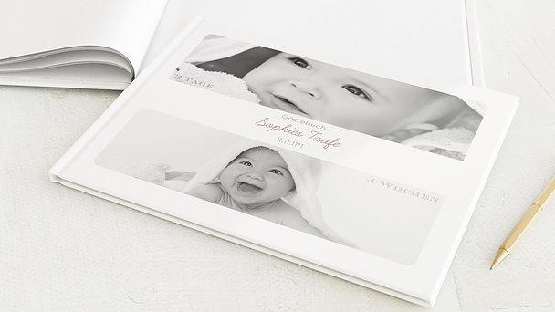 Gästebuch Taufe - Ich bin gewachsen