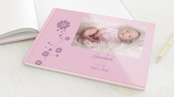 Gästebuch Taufe - Täufling