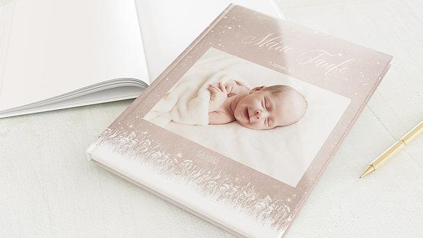 Gästebuch Taufe - Zauberlicht Baby