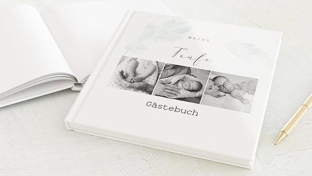 Gästebuch Taufe - Bless you