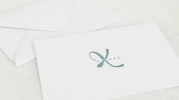 Umschlag mit Design Weihnachten - Big XMas