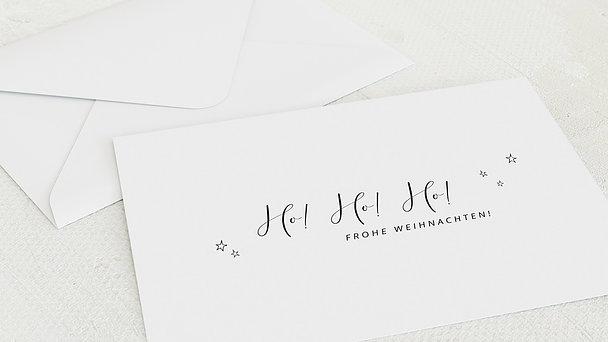 Umschlag mit Design Weihnachten - Feiertagsglanz