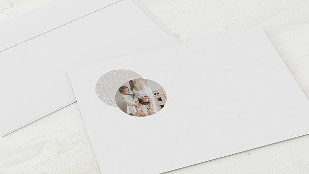 Umschlag mit Design Weihnachten - Weihnachtswunderwelt