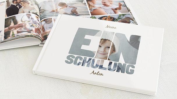 Fotobuch Einschulung - Fototext Einschulung
