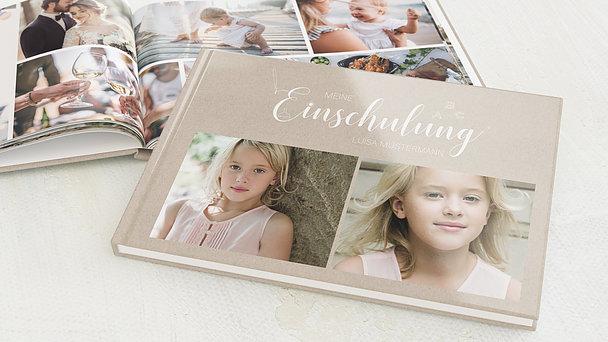 Fotobuch Einschulung - ABC-Geschichten