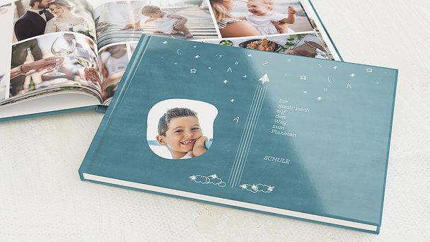 Fotobuch Einschulung - Apollo