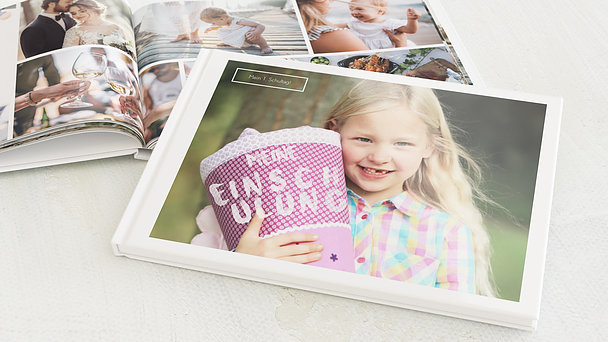 Fotobuch Einschulung - Formvoll Einschulung