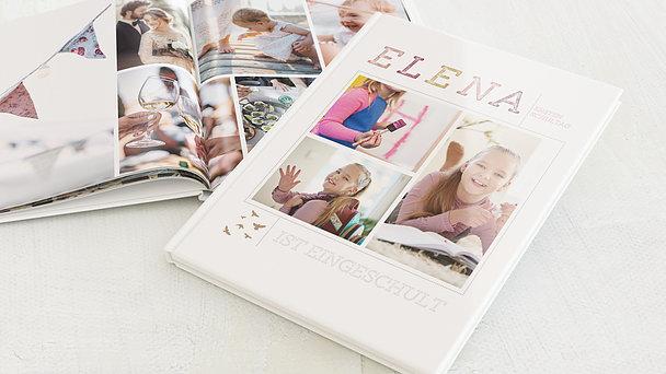 Fotobuch Einschulung - Voller Freude