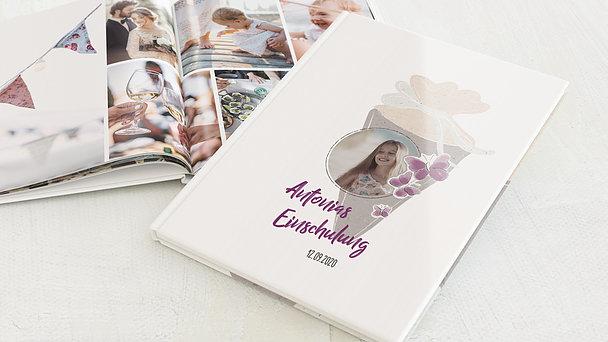 Fotobuch Einschulung - Schmetterlingstanz