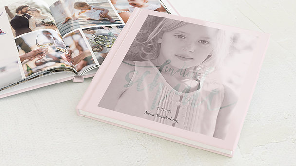 Fotobuch Einschulung - Spielerei