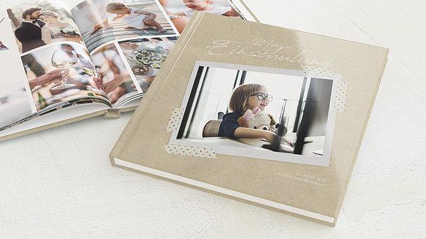 Fotobuch Einschulung - Mein Freundebuch