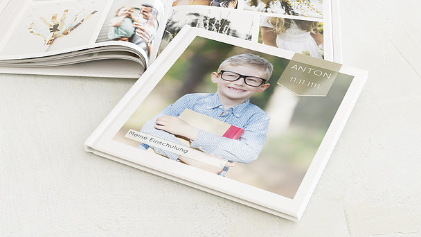 Fotobuch Einschulung - Einschulung neutral 2