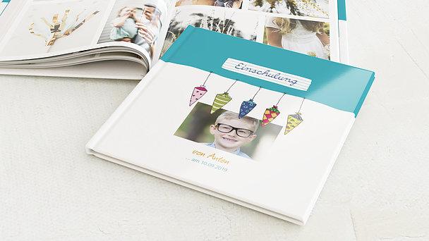Fotobuch Einschulung - Schultüte