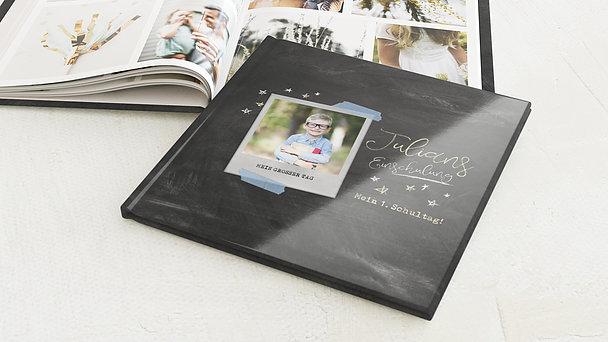 Fotobuch Einschulung - Kreidezeit