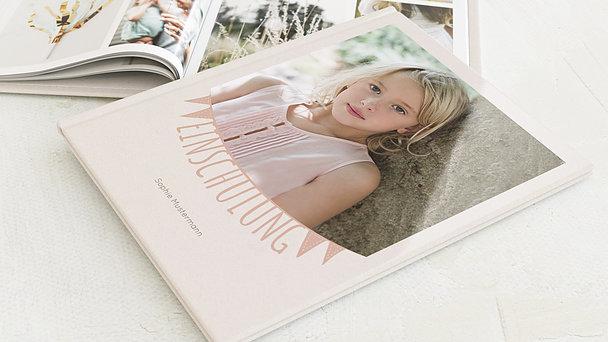 Fotobuch Einschulung - Freudige Fähnchen