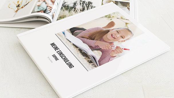 Fotobuch Einschulung - Einschulung neutral 1