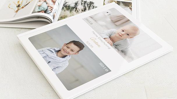 Fotobuch Einschulung - Von klein zu groß