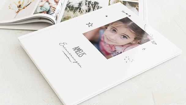 Fotobuch Einschulung - Sternengefunkel