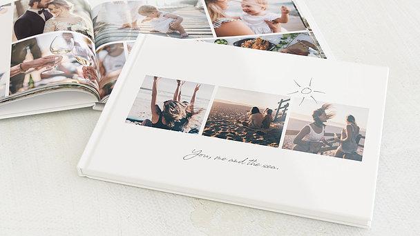 Urlaubsfotobuch - Sunshine smile