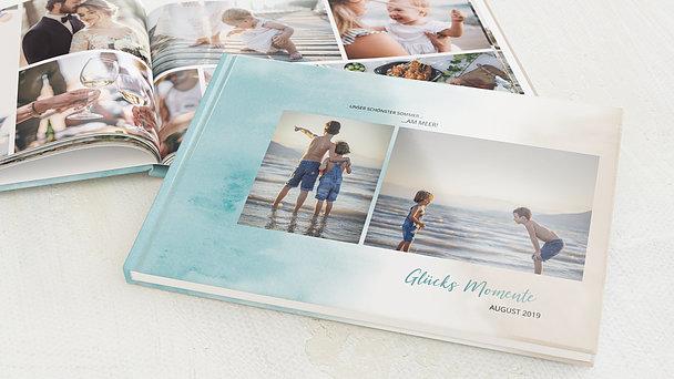 Urlaubsfotobuch - Wasserwolken