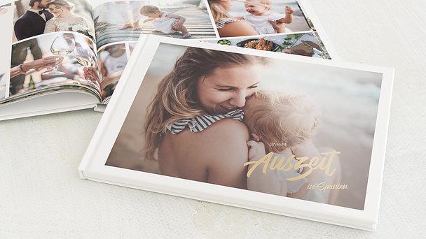 Urlaubsfotobuch - Family feelings