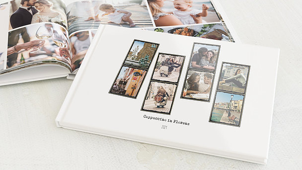 Urlaubsfotobuch - Pics & Stripes