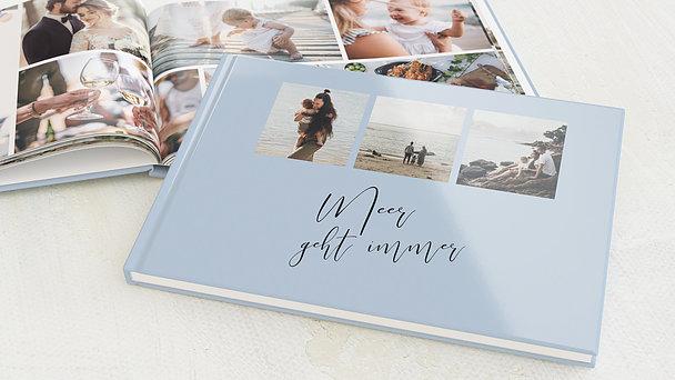 Urlaubsfotobuch - Immer Meer