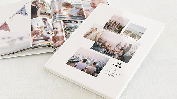 Urlaubsfotobuch - Beachlife