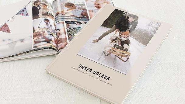 Urlaubsfotobuch - Neutral 1
