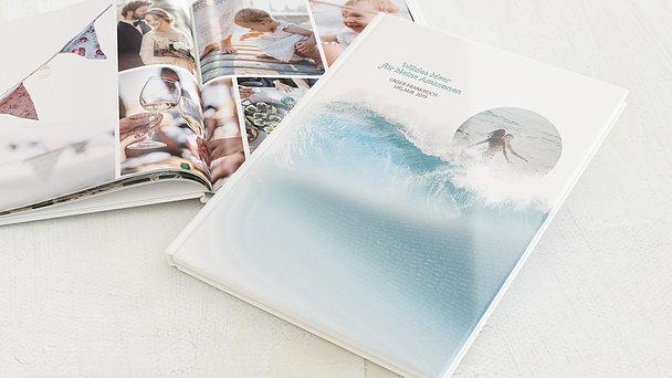 Urlaubsfotobuch - Wilde Wellen