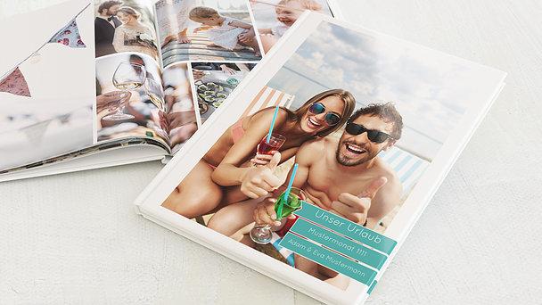 Urlaubsfotobuch - Neutral 3