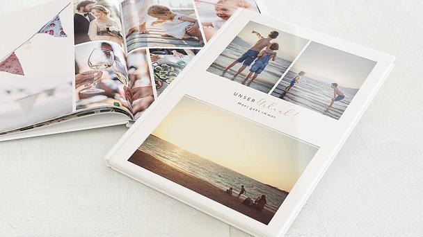 Urlaubsfotobuch - Unforgettable Moments