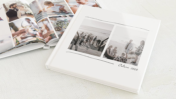 Urlaubsfotobuch - Sommerspaß
