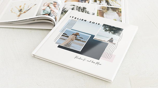 Urlaubsfotobuch - Reisemomente