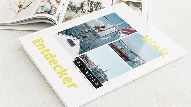Urlaubsfotobuch - Entdeckertour