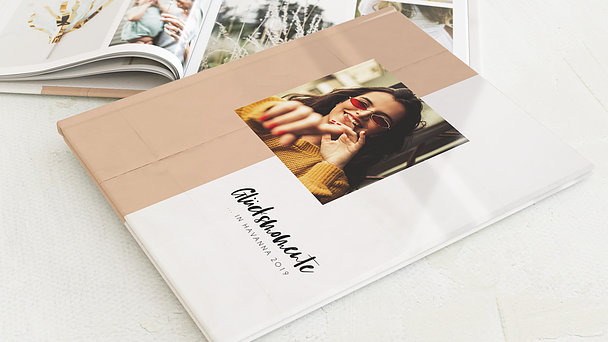 Urlaubsfotobuch - Up and away