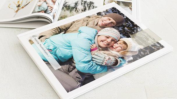 Urlaubsfotobuch - Neutral 2