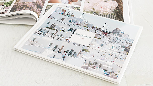 Urlaubsfotobuch - Escapes