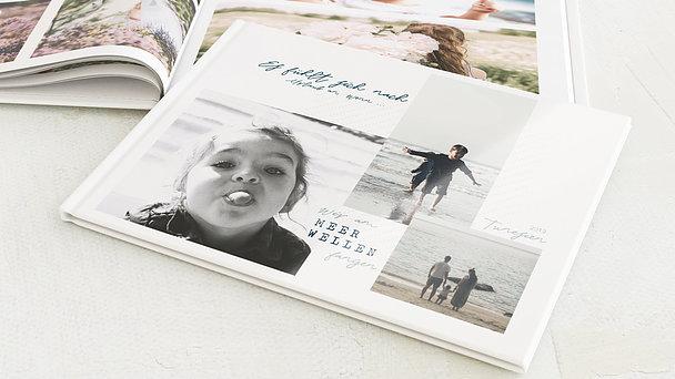 Urlaubsfotobuch - Strandgänger