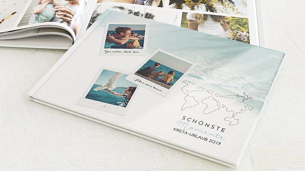 Urlaubsfotobuch - Unter Palmen