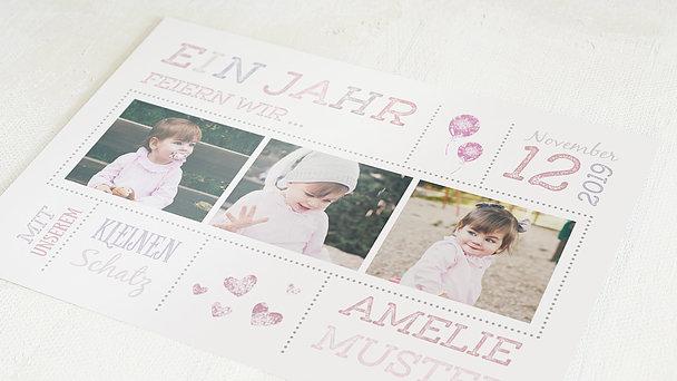 Einladungen für Kindergeburtstag - Little Years