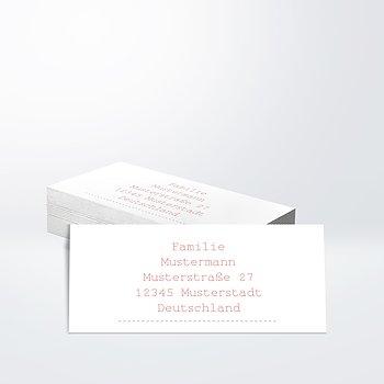 Adressaufkleber  Hochzeit - Ewiglich