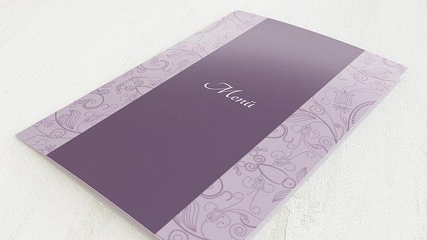 Menükarten Geburtstag - Card de Luxe
