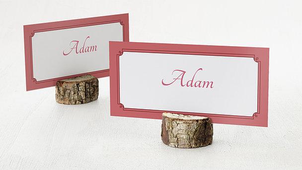 Tischkarten für Ihre Geburtstagsfeier - Auslese