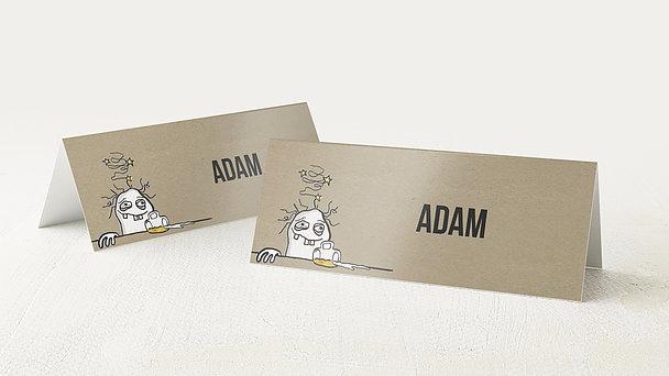 Tischkarten für Ihre Geburtstagsfeier - Hangover 40
