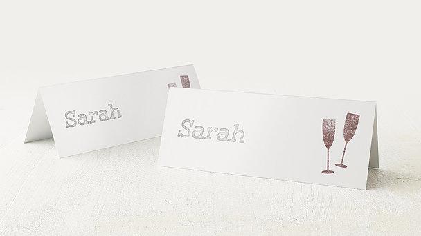 Tischkarten für Ihre Geburtstagsfeier - Terminsache 50