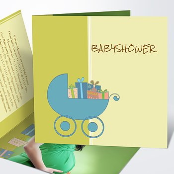 Babyshower - Surprise