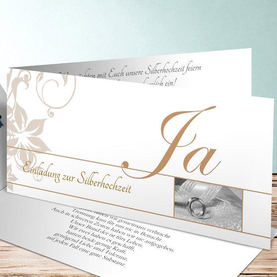Einladungskarten Zur Diamantenen Hochzeit, Einladungs