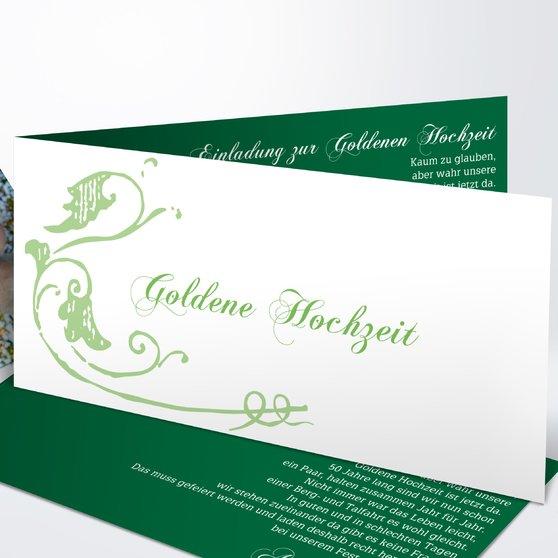 Goldene Hochzeit Blumenbraut Detail